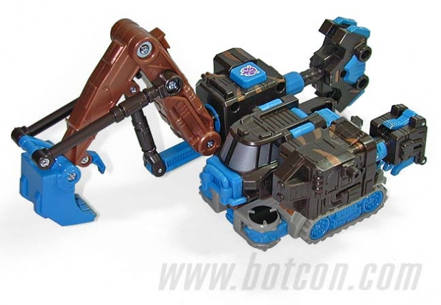 Botcon 2006 - Dawn of Futures Past - Dinobot - Loose Complete