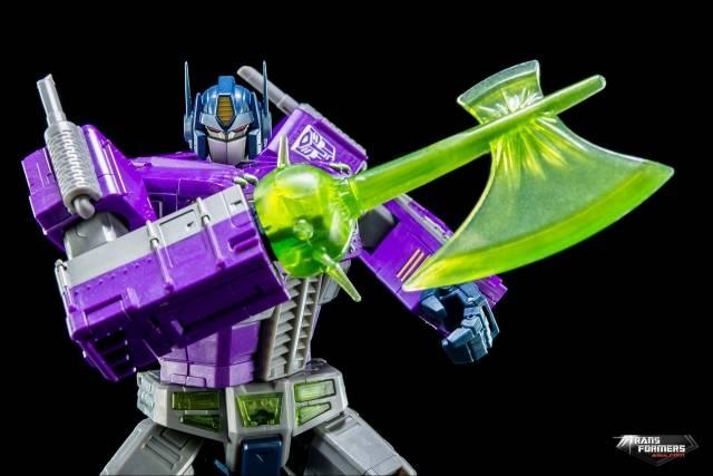 Transformers Masterpiece Shattered Glass Optimus Prime - MIB