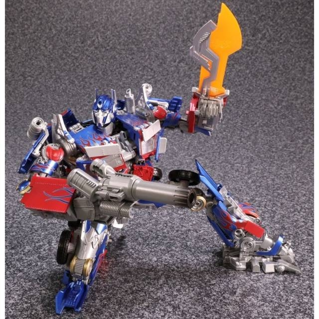 Transformers Masterpiece Movie Series MPM-4 Optimus Prime - MISB