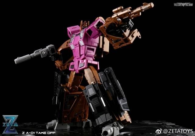 Zeta Toys - ZA-01 - Take Off - MIB