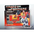 Transformers G1 Boxed - Blaster - MISB