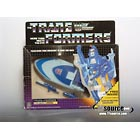 Transformers G1 Boxed - Scourge - Poster Box Version - MISB