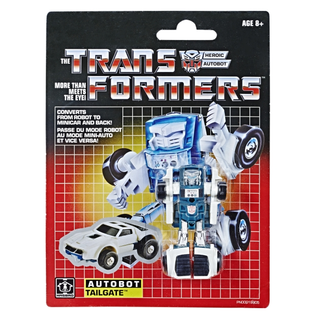 Transformers Vintage G1 Legion Class Tailgate