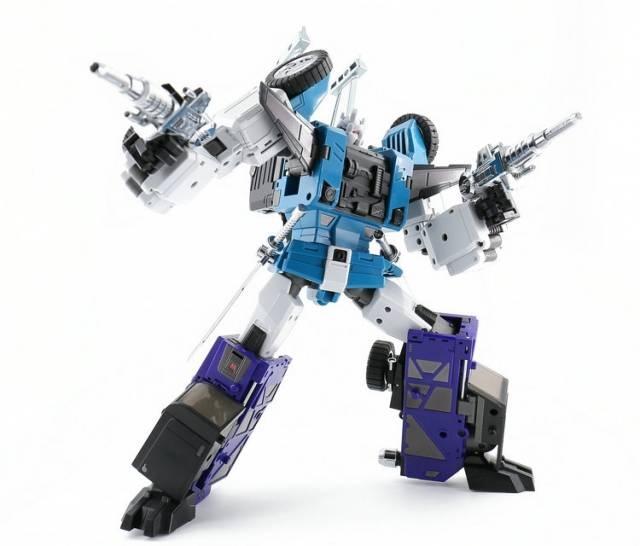 DX9 D10 Hanzo - MIB