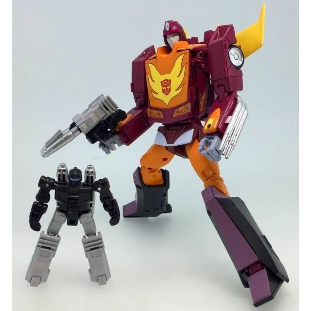Transformers Masterpiece MP-40 Targetmaster Hot Rodimus - MISB