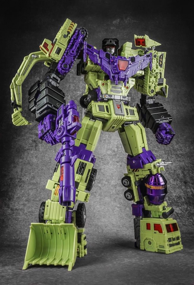 ToyWorld - TW-C07P Constructor Full Set of 6 Figures - LE
