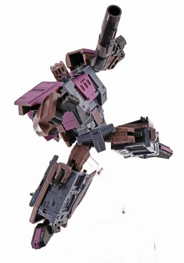 Unique Toys - Ragnaros Combiner - M-04 Broodlord Lashlayer - MISB
