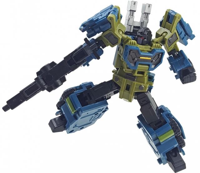Iron Factory - War Giant - War Giant Commander w/ Bonus - MIP
