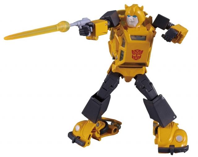 Transformers Masterpiece Bumblebee /& Spike MP-45 Version 2.0 Takara Tomy In Hand
