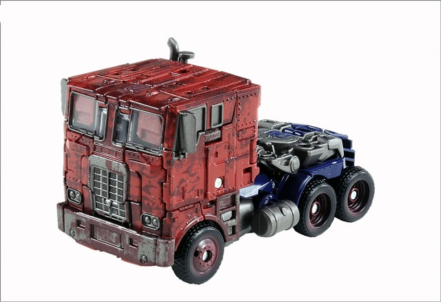 Transformers Movie 10th Anniversary MB-01 - Classic Optimus Prime - Loose 100% Complete