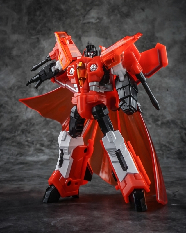 Iron Factory - IF-20SP Tyrant's Wings: Spinel (Blood Wing)