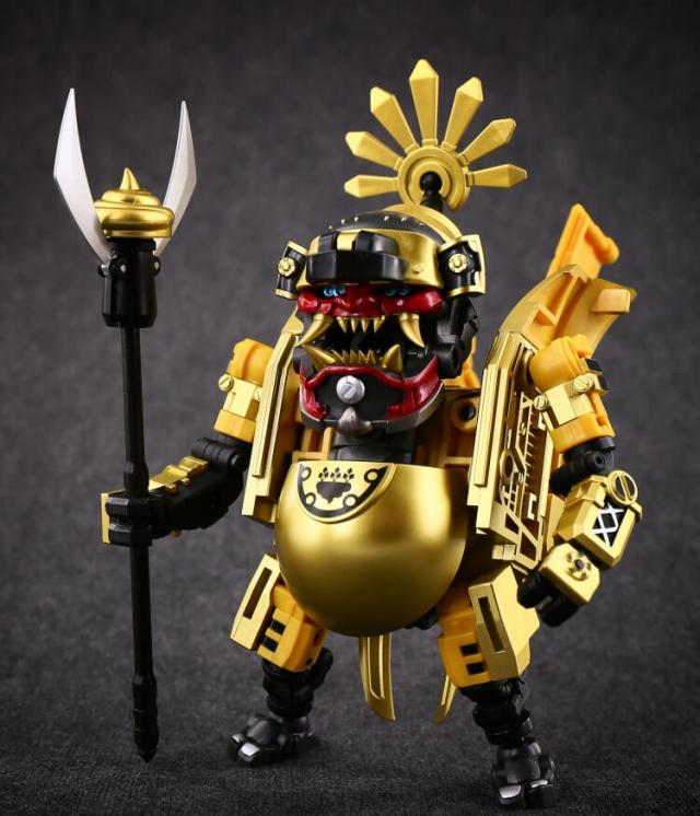 Toywolf - TW W-01G - Dirty Man Gold