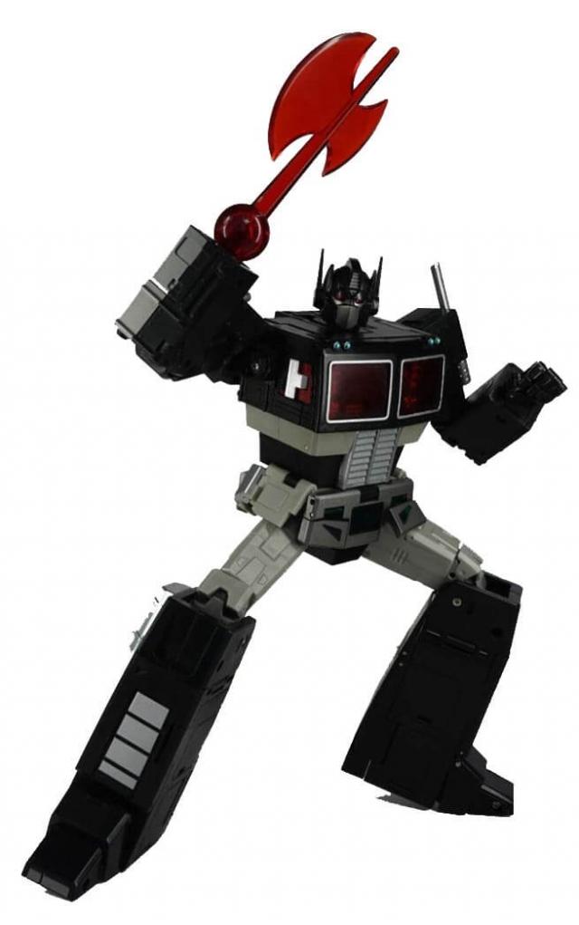 Transform Element - TE-01B OP Leader - Black Version LE