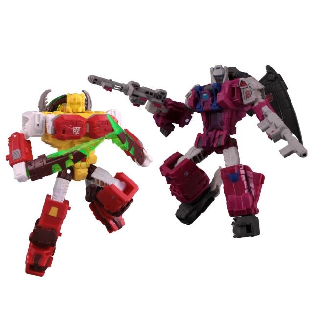 Transformers Legends Series - LG-EX Grotusque & Repugnus Exclusive Set of 2 - MISB