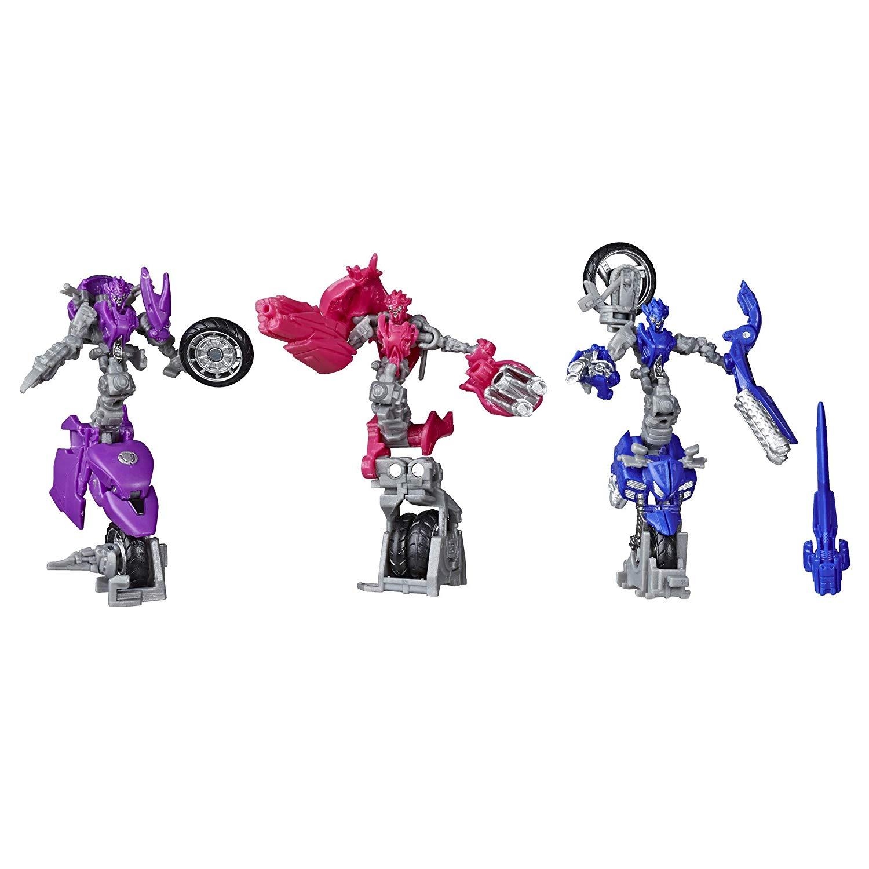 Transformers Studio Series 52 Deluxe Arcee 3-Pack