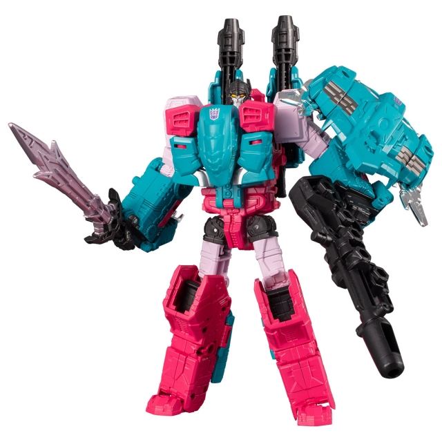 Transformers Generations Selects Turtler Exclusive | Piranacon King Poseidon