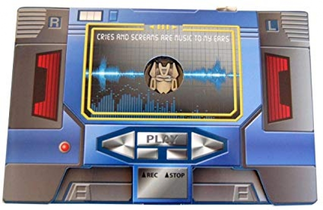 Transformers Masterpiece MP-13 Soundwave - Collector's Coin