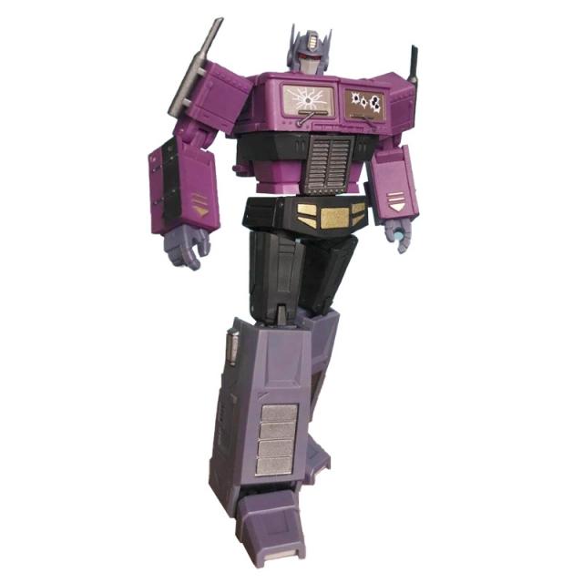MS-B18SG Light Of Justice Purple Version | Magic Square