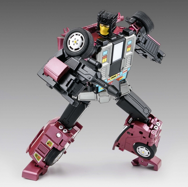 X-Transbots - MX-15T Deathwish - Youth Version