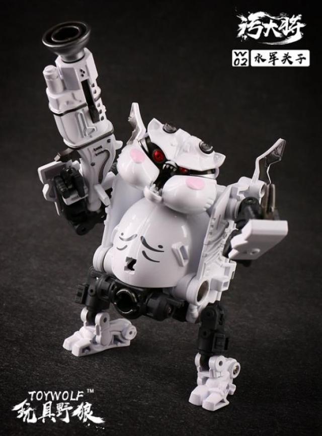 Toywolf W-02 Water Man