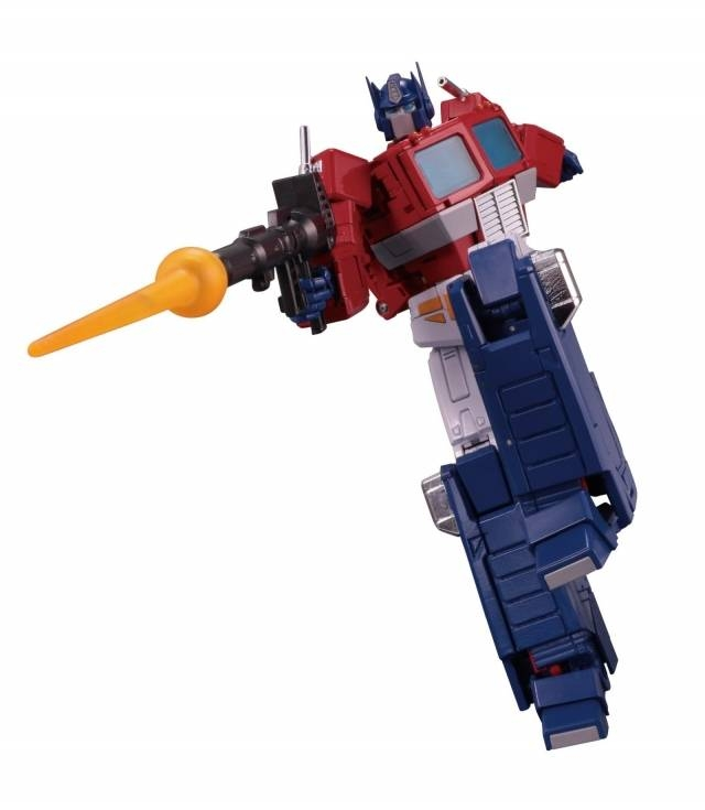 Transformers Masterpiece MP-44 Convoy 3.0 - Optimus Prime - MISB