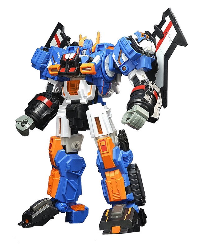 Fansproject - Warbot - WB007 - Dai-Z - MISB