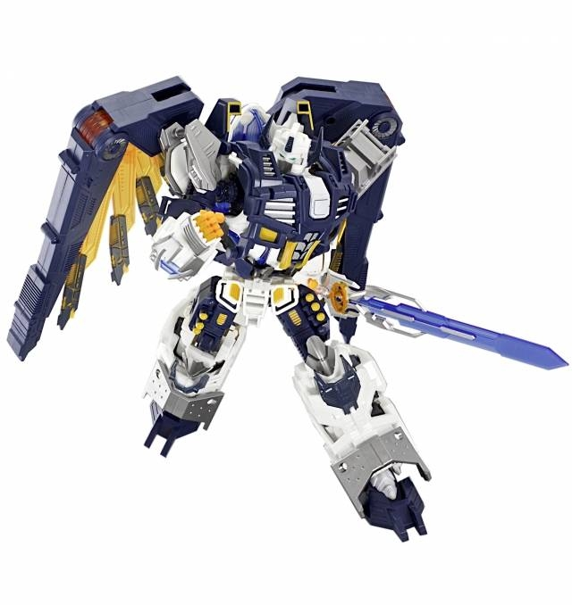 R-11 - Seraphicus Prominon - Core Robot & Power Cradle - MISB