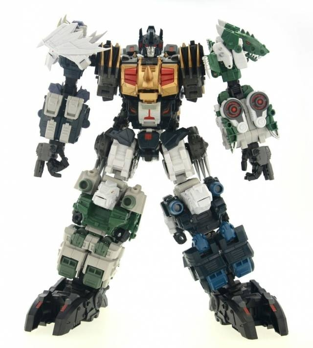 Fansproject - Ryu-Oh - Combiner Set of 6 - MISB