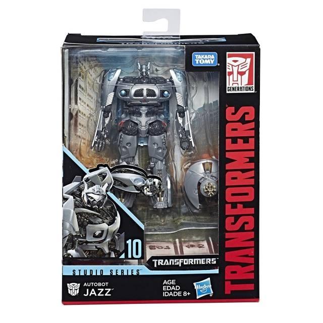 Transformers Studio Series 10 - Deluxe Class Jazz - MISB
