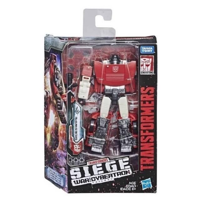 Transformers Generations War for Cybertron: Siege Sideswipe - MISB