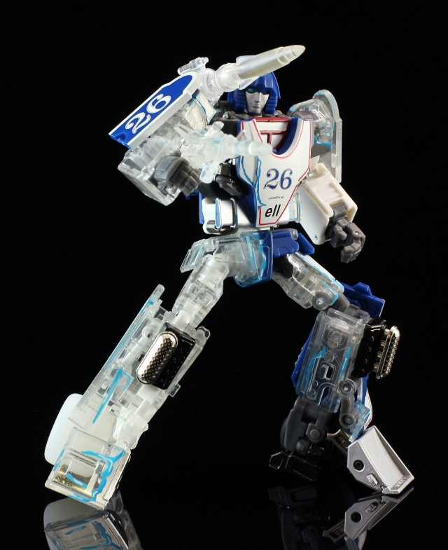 Mastermind Creations - Ocular Max - PS-01SA - Sphinx Stealth TFCON Chicago Exclusive - MISB