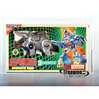 Pre Transformers - Diaclone Blue Slag - AFA 85