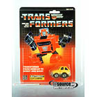 Transformers G1 Carded - Bumblejumper - AFA 70