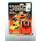 Transformers G1 Carded - Red Cliffjumper - AFA 80