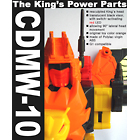 CDMW-10 The Kings Power Parts - Custom Head