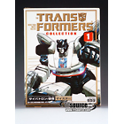 Reissue - Transformers Collection - TFC #1 Jazz