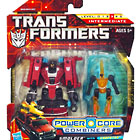 Transformers 2010 - Power Core Combiner 2-Pack - Smolder w/ Chopster - MOC