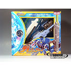 Galaxy Force - GD-09 Demolishor / Mudflap - MIB