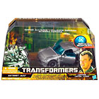 Transformers 2010 - Human Alliance Series 01 - AUTOBOT JAZZ with Capt. Lennox