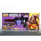 Reissue - D-62S Purple Galvatron - MIB - 100% Complete