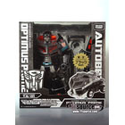 Japanese Transformers Animated - Black Optimus Prime - Convention Exclusive