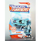 Transformers Animated - Deluxe Blurr