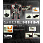 TFX-05 Sidearm - by Fansproject