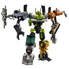 Power Core Combiners - Constructicons - MIB