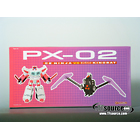 PX-02 Perfect Effect - Kingbat vs. Ninja Boxed Set