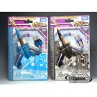 Henkei Classics - Thundercracker & Skywarp Set