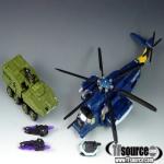 ROTF - Autobot Whirl Vs. Decepticon Bludgeon - Loose - 100% Complete