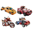 Transformers 2011 - Deluxe Series 02 - Set of 4