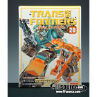 Reissue - Transformers Collection - TFC #20 Kup & Wheelie Set -MIB