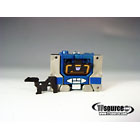 WST Worlds Smallest Transformers - Loose - Soundwave - 100% Complete!